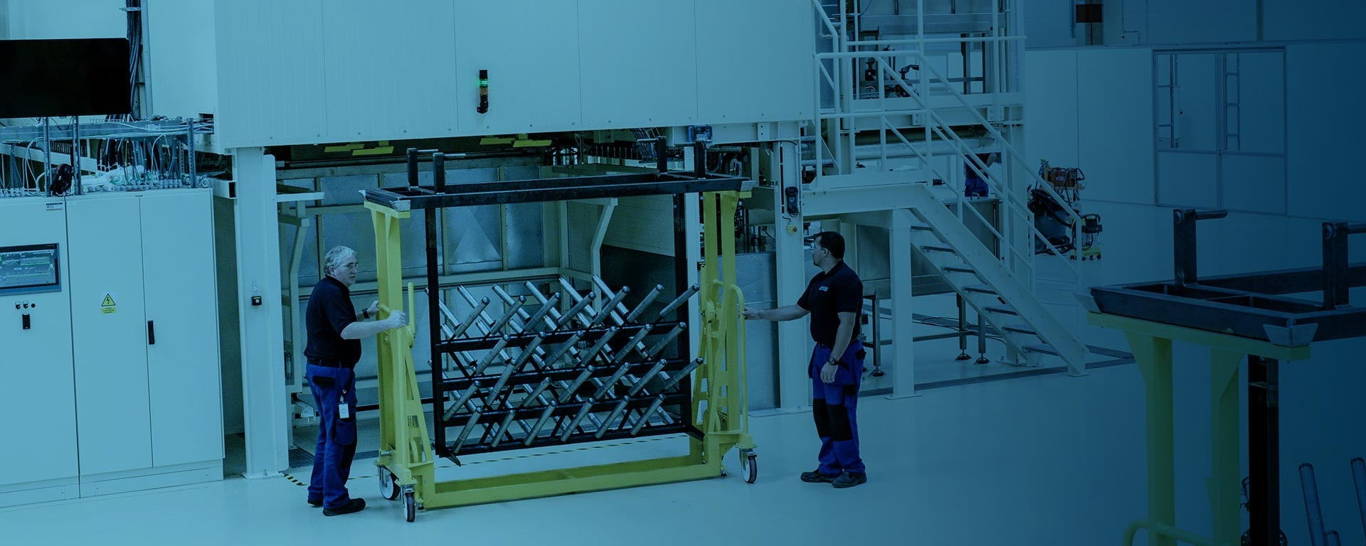 World-class industrial surface treatment