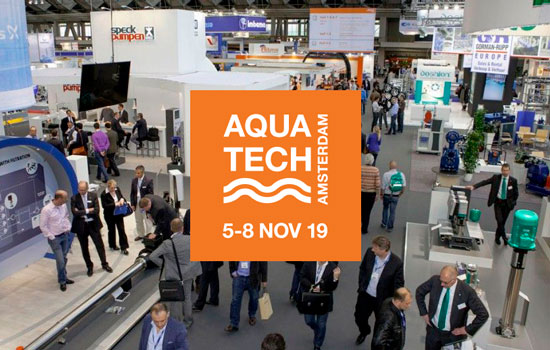 What is Aquatech Amsterdam