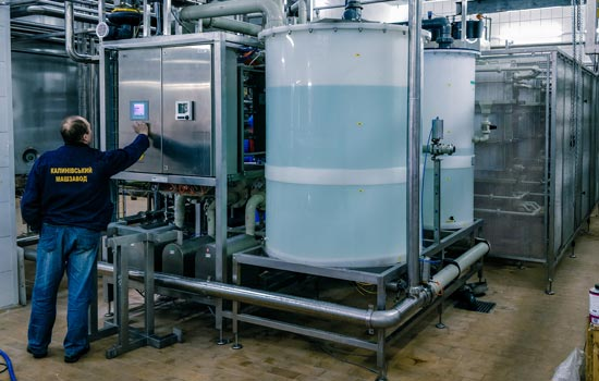 Advantages of MEGA Electrodialysis system in dairy