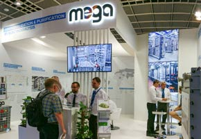 MEGA at Achema 2018