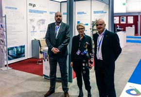 MEGA at WATEC 2018