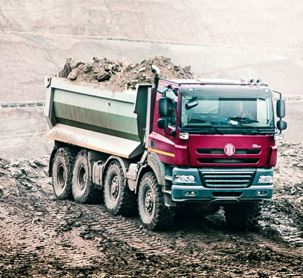 Tatra Trucks - Hard trucks coated the proper way